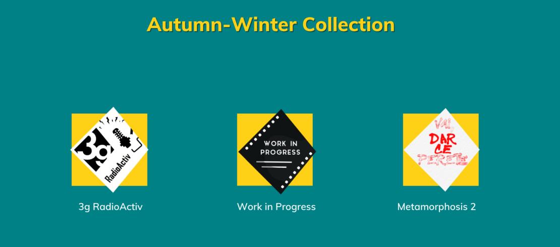 3g HUB autumn-winter collection