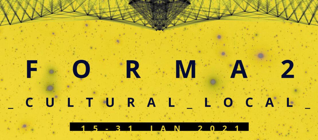 FORMA 2 – Cultural local!